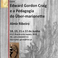 Edward Gordon Craig e a Pedagogia do Uber Marionete